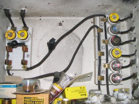 Electrical System Inspection