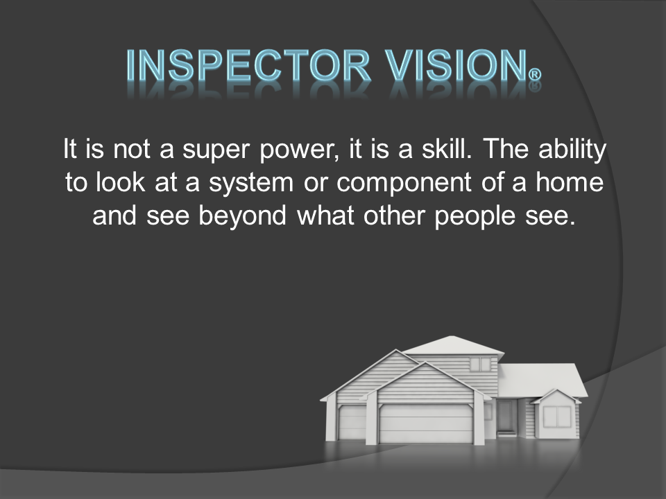 The Home Inspection Training Center